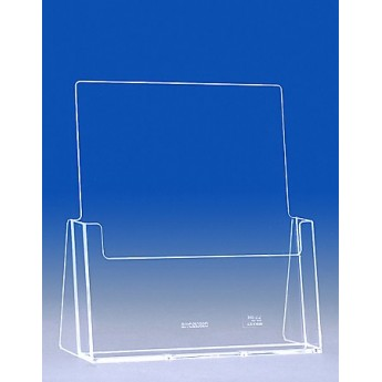 COUNTER A4 BROCHURE Holder
