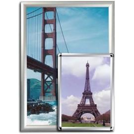 Snap frame 70 x 100