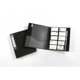 500 BUSINESS CARDS BINDER