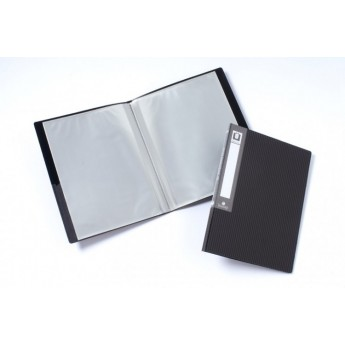 DOUBLE PAGE LISTS HOLDER BINDER