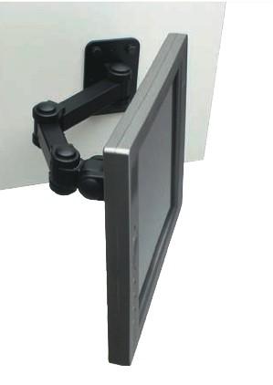 Braccio porta monitor da muro espositori da muro - Porta chitarra da muro ...