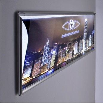 LED HORIZONTAL FRAME