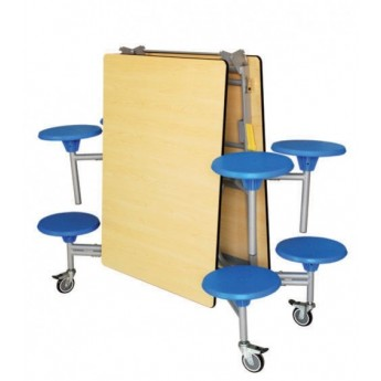 8 SEATER FOLDING TABLE