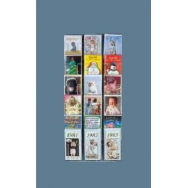 DOOR-WALL GREETING CARDS