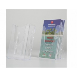 BROCHURE HOLDERS/WALL