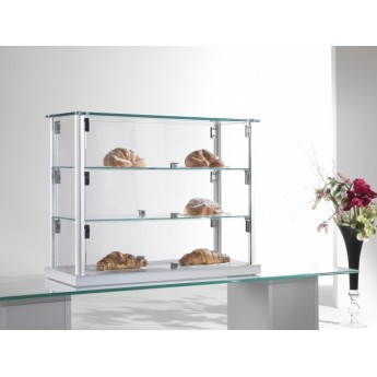 DISPLAY CASE FOR BRIOCHES