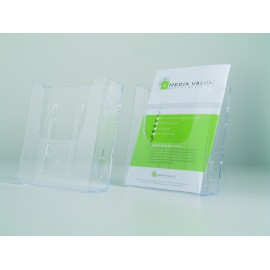 WALL BROCHURE HOLDER A4 ECONOMY