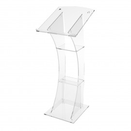 CONFERENCE LECTERN IN PLEXIGLASS