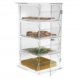 PLEXI 4 REMOVABLE COMPARTMENTS