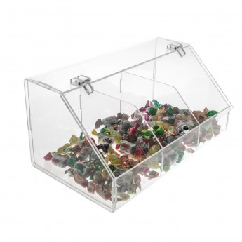 Candy holder 3 COMPARTMENTS