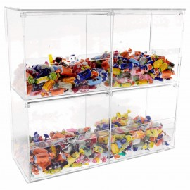 Candy holder 4 COMPARTMENTS