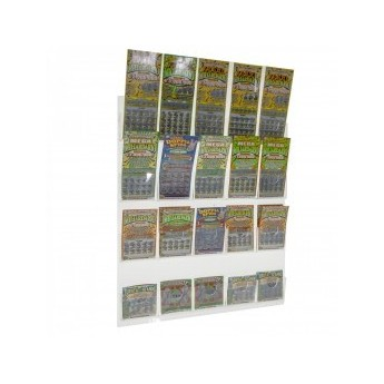 DOOR WALL/SCRATCH TICKETS