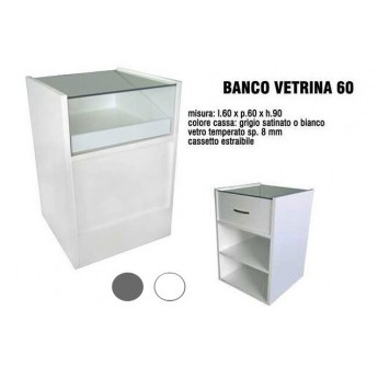 SALES COUNTER 60x60x90h