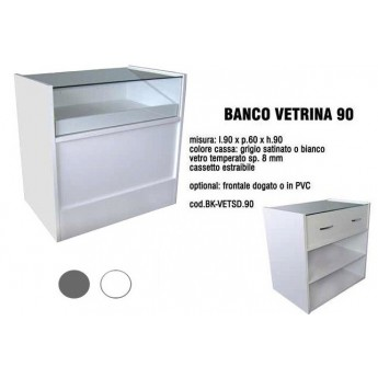 SALES COUNTER 90x60x90h