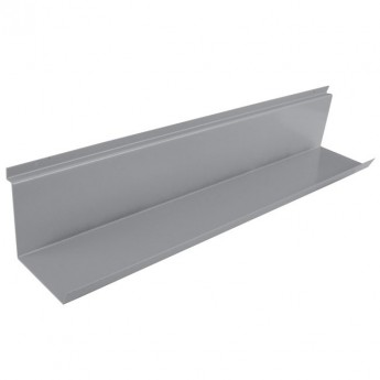 FLOOR TRAY FOR SLATWALL