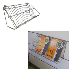 MAGAZINE HOLDER FOR SLATWALL