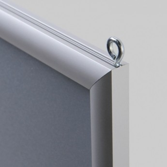 DOUBLE-SIDED FRAMES WITH HOOKS