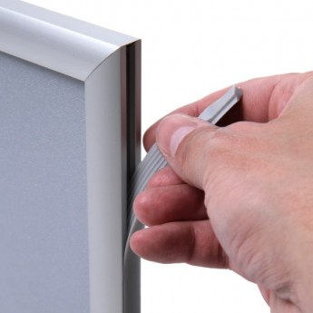 DOUBLE-SIDED ALUMINUM FRAME COUNTER