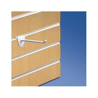 # 50 PLASTIC HOOKS for SLATWALL FROM 10 cm