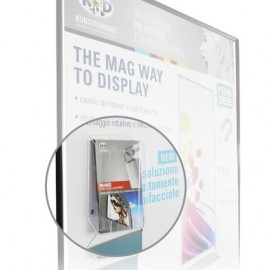 BROCHURE HOLDERS FOR BANNERS