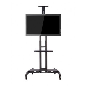 FREE STANDING-MONITOR WITH WHEELS