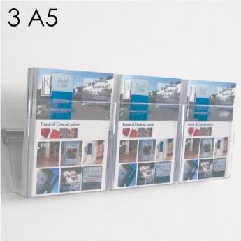 VISION 3 POCKETS A5