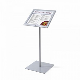 LECTERN WITH LED LIGHT BOARD