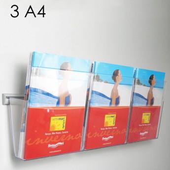 VISION 3 POCKETS A4