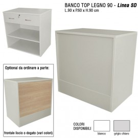 BANCO LEGNO AB 90 cm