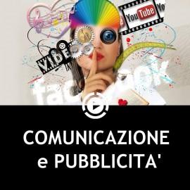 COMUNICAZIONE E PUBBLICITA'
