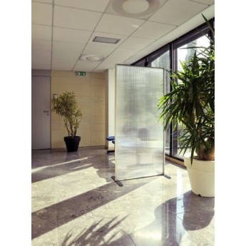 PARTITION PANEL POLY SINGLE